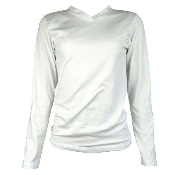 Blusa-Feminina-Segunda-pele-Gola-V-Thermo-Premium
