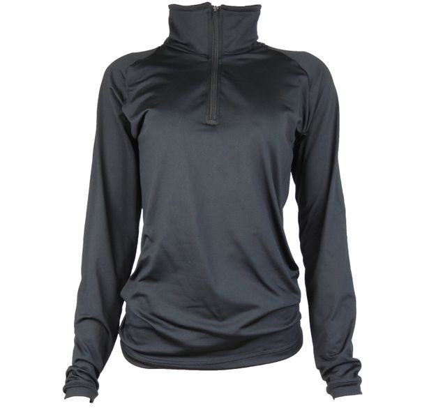 Blusa-Feminina-Segunda-pele-Meio-Ziper-Thermo-Premium