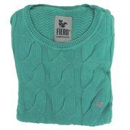 sueter-feminino-verde-fiero-soho-em-trico-algodao