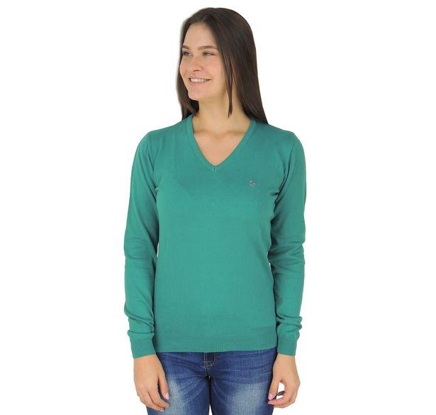 sueter-feminino-verde-algodao