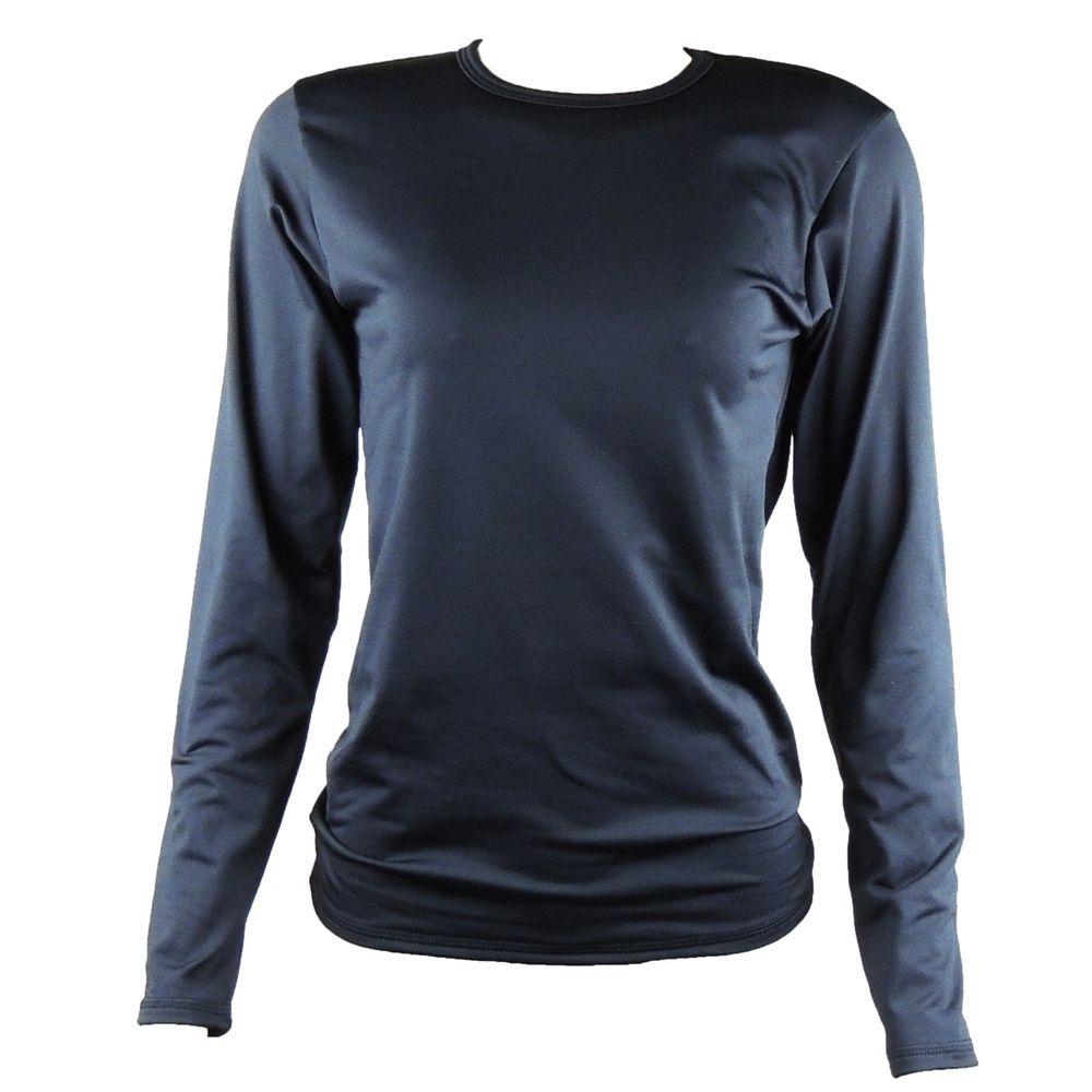 Blusa Térmica Segunda Pela Fiero. Retém o calor corporal, expele a umidade do corpo, proteção contra os raios UV50+, ação antibactericida e anti - pilling. Ideal para o inverno e frio intenso.