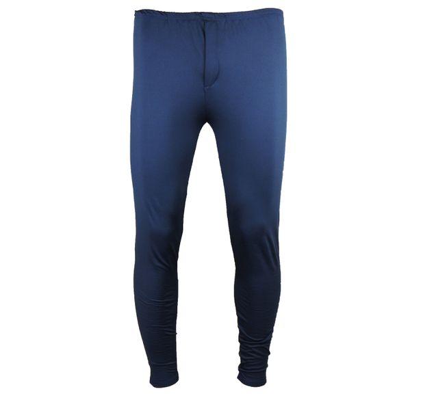 Calça Térmica Masculina Segunda pele azul marinho para o inverno - fieroshop 17cbb48fe174b