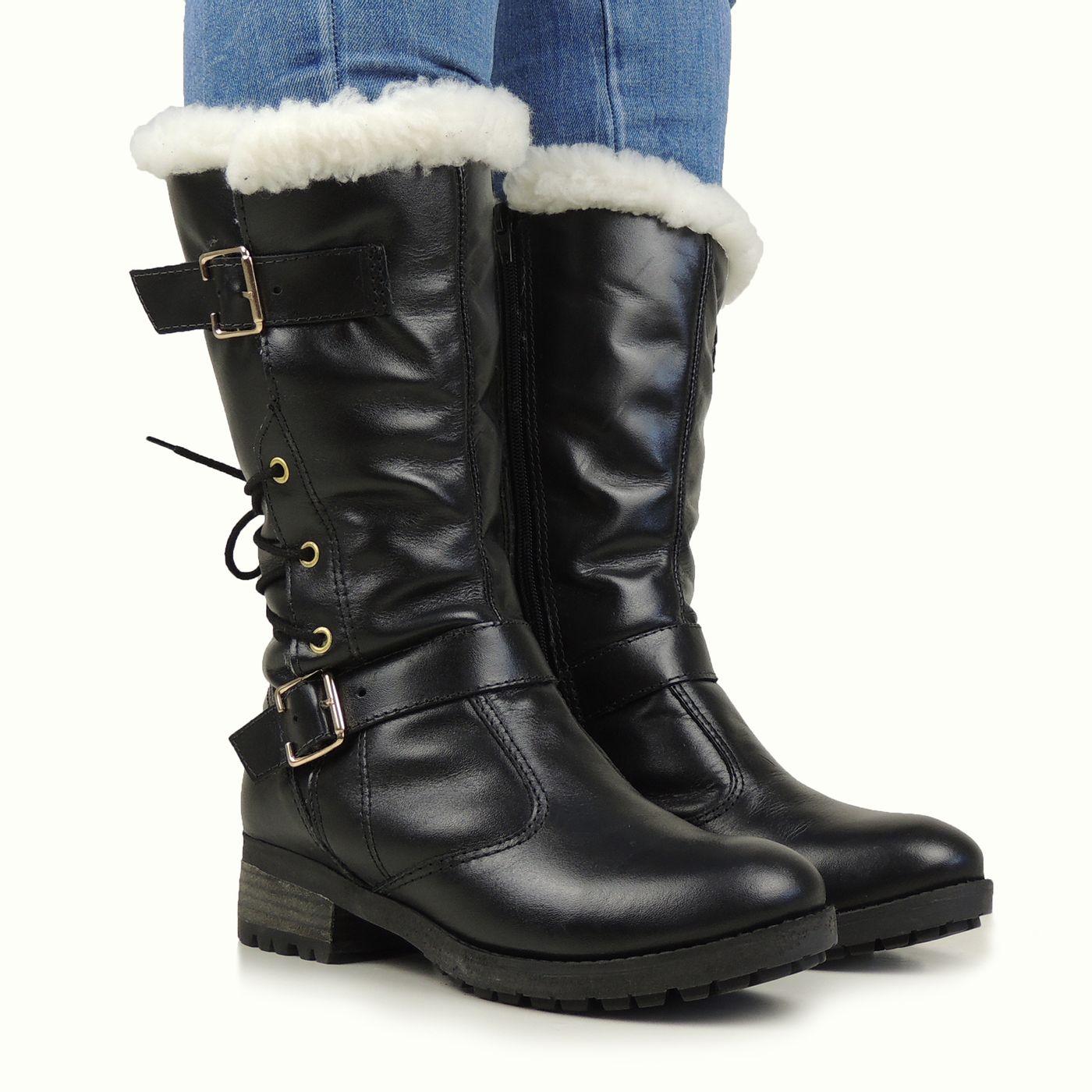 7d98300ae0 Bota feminina para o frio e neve - fieroshop