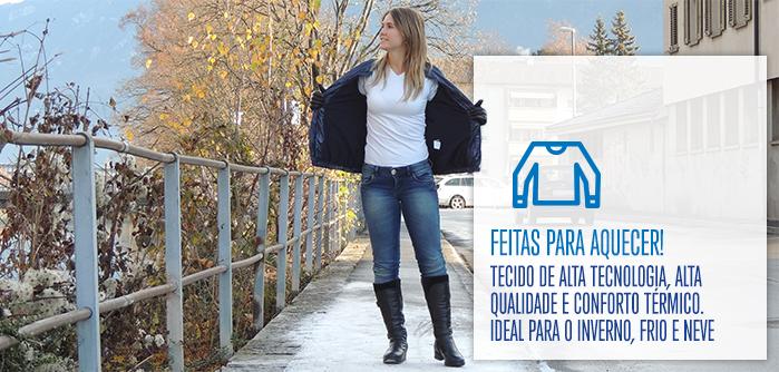 e5212535a250b Feminino - Vestuário - Blusa Segunda Pele Térmica Blusa Segunda Pele ...