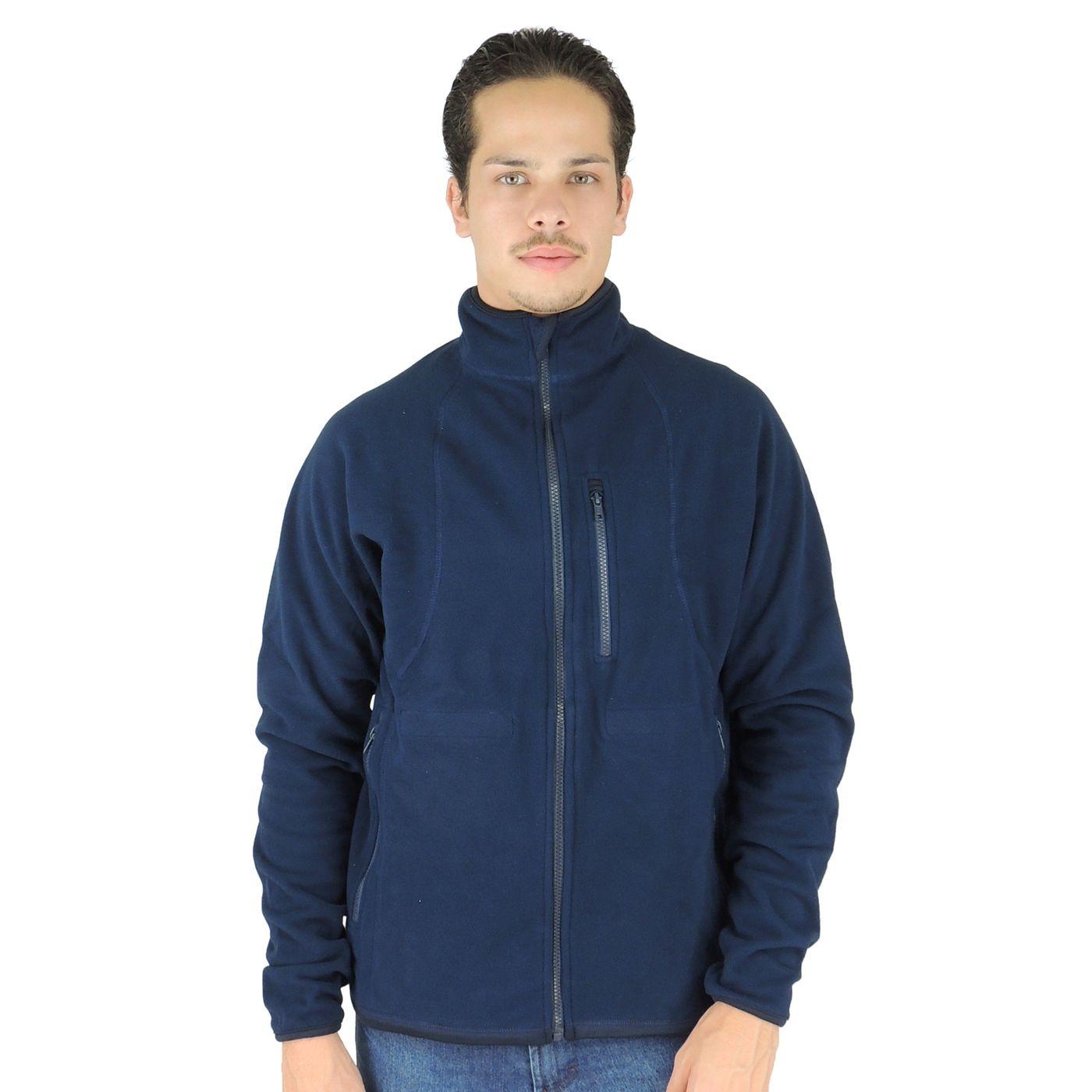 7a2df07f4 Casaco térmico Masculino Azul Marinho para o frio intenso e inverno -  fieroshop