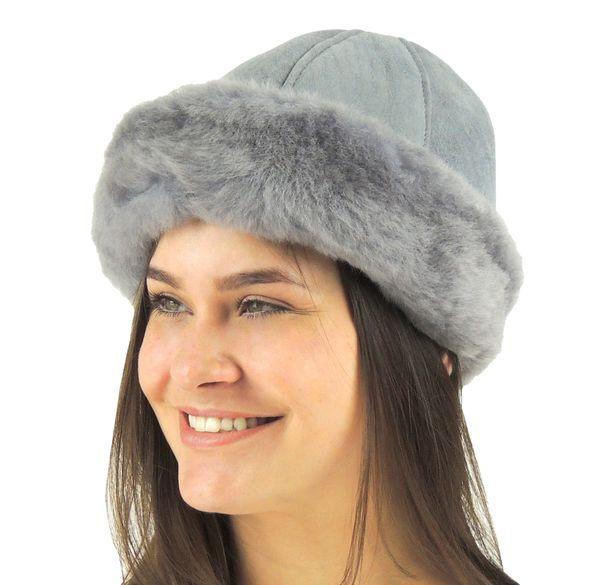 Gorro Gamulã em lã natural de carneiro para o frio extremo e inverno -  fieroshop 4293e8a91d5