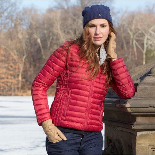 casaco-vermelho-para-o-frio