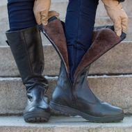 bota-feminina-forrada-para-neve