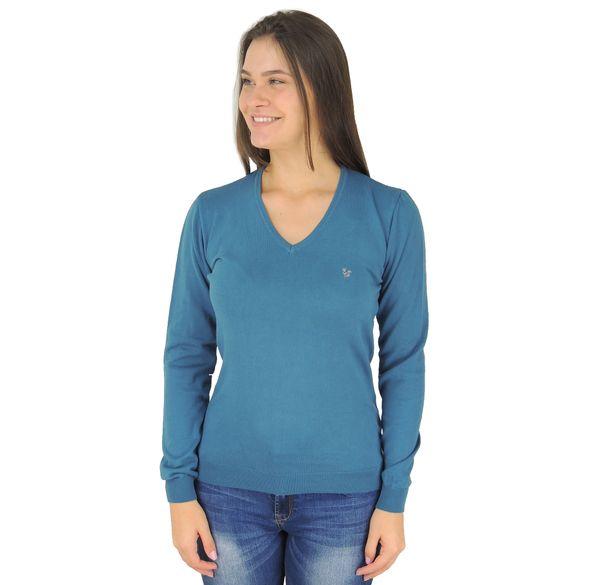 sueter-feminino-gola-v-azul-jeans