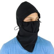 Balaclava Térmica 4 em 1 Winter Warmer Unissex Thermo Fleece