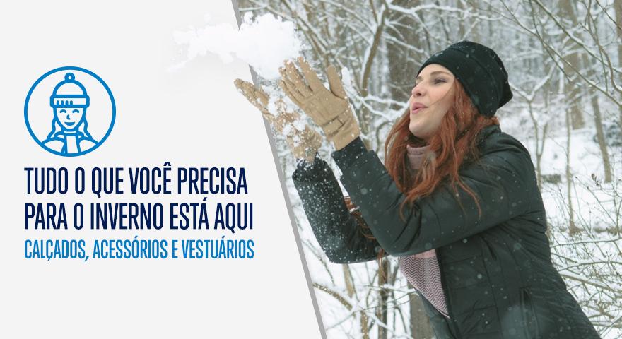 Botas e Roupas Femininas para Neve e Inverno  724ae8d094b5d