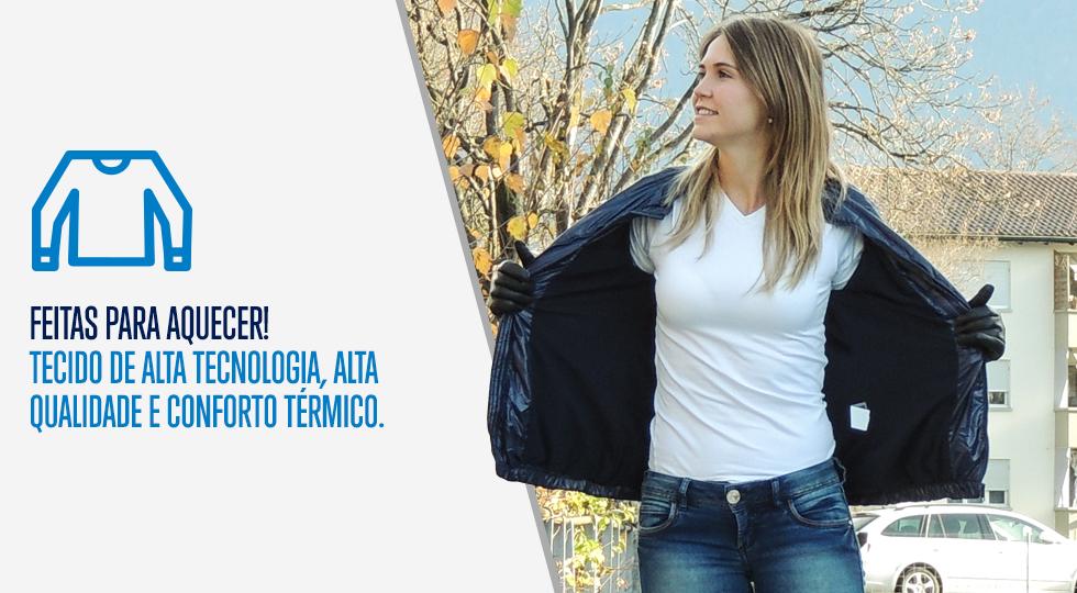 7f7611269 Feminino - Vestuário - Blusa Segunda Pele Térmica Tecido Térmico ...