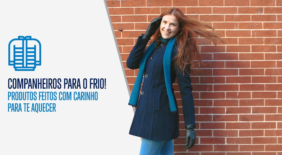 Feminino - Vestuário - Casaco Tecido Térmico – fieroshop 2afb46b3c22