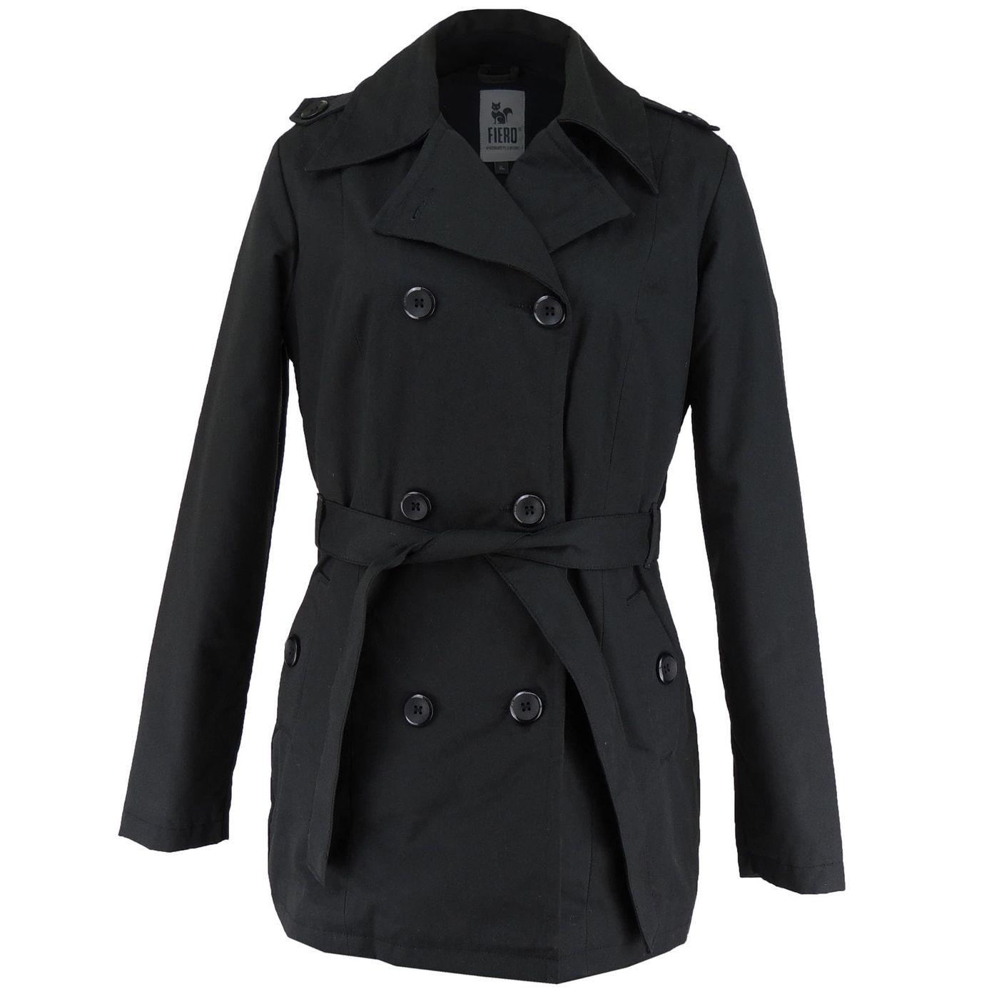 Casaco Feminino Trech Coat Térmico para o frio - fieroshop 47a842978dc
