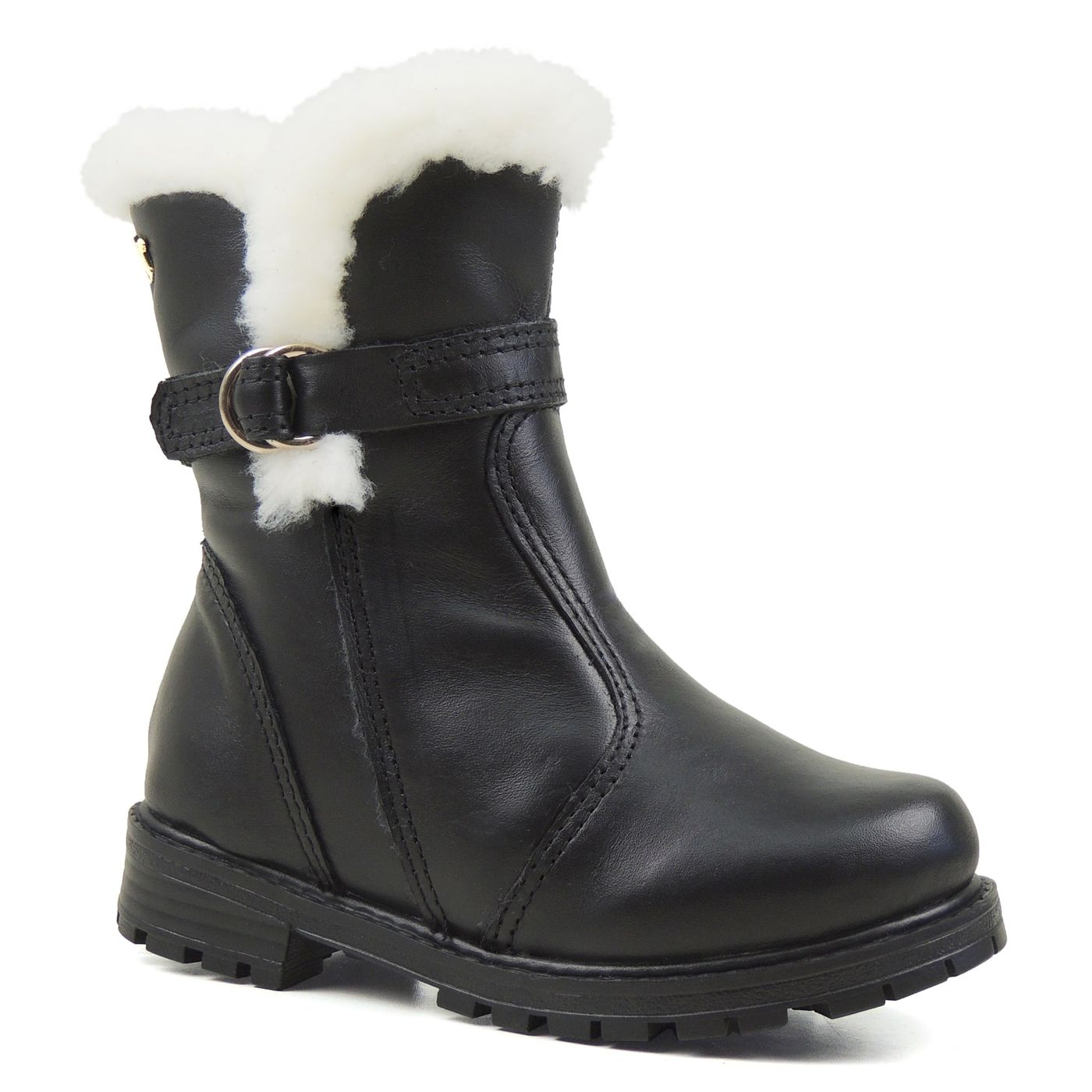 f7876d36c Bota Infantil Forrada em lã para o inverno e dias frios - fieroshop