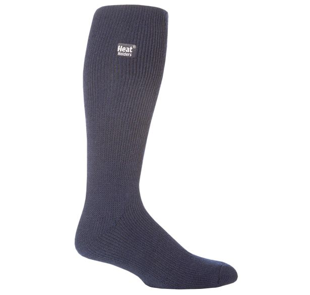MENS-NAVY-LONG-SOCK---LEG-SHOT