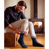meia-masculina-para-neve-azul-marinho-heatholders
