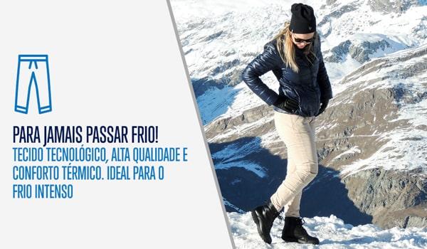 Feminino - Vestuário - Calça Segunda Pele Térmica P – mobile fiero f6168b6b15f3a