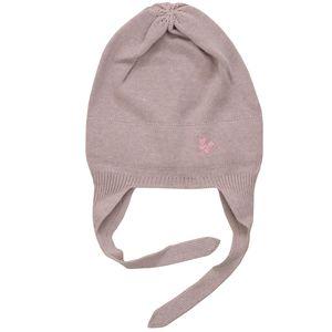 gorro-para-bebe-rosa-em-trico