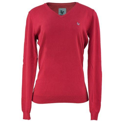 sueter-trico-fiero-vermelho-gola-v