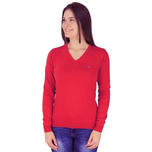sueter-em-trico-feminino-algodao-fiero-vermelho
