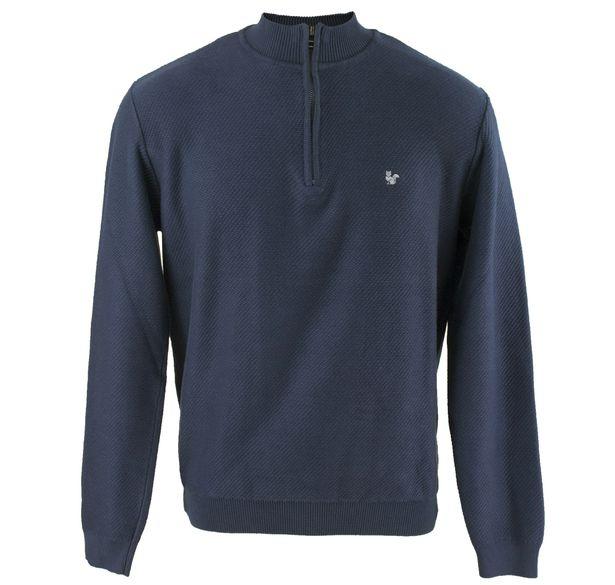 sueter-em-trico-masculino-azul-marinho-meio-ziper