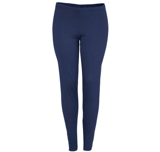 54ee56eac Calça térmica feminina azul marinho para o inverno - fieroshop