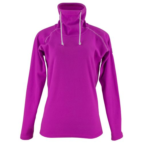 fleece-termico-feminino-rosa-gola-alta-para-neve