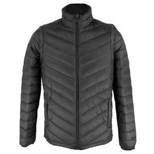 casaco-preto-masculino-em-pluma-vira-colete