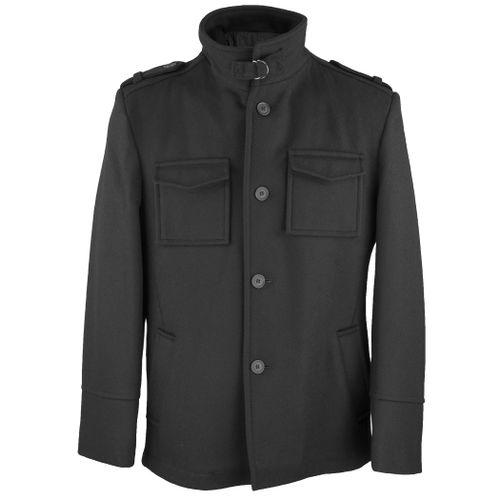 casaco-masculino-preto-estilo-militar-em-la