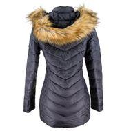 casaco-pluma-pelos-capuz-preto