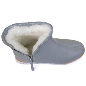 bota-basica-cinza-forrada-em-la-easy-boot