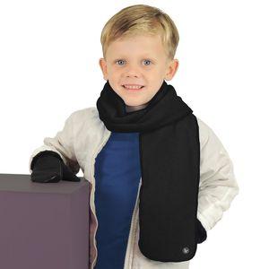cachecol-infantil-termico-preto