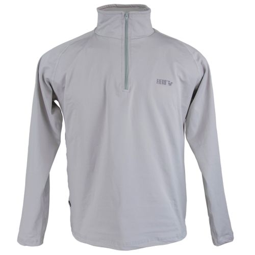 camiseta-termica-masculina-cinza-meio-ziper-para-o-frio-e-neve