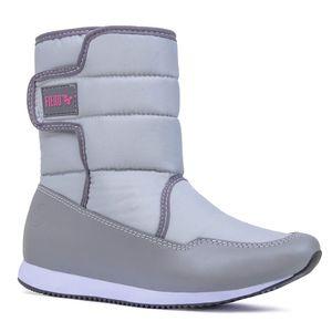 bota-cinza-feminina-fiero-em-nylon-impermeavel-forrada