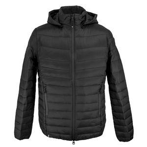 jaqueta-masculina-preta-impermeavel-de-pluma-e-pena
