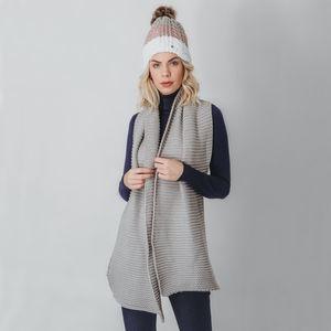 manta-feminina-cinza-trico