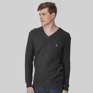 quero-um-sueter-masculino-de-trico-preto