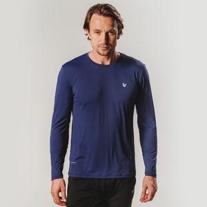 camiseta-sensecool-masculina-azul-marinho-manga-longa