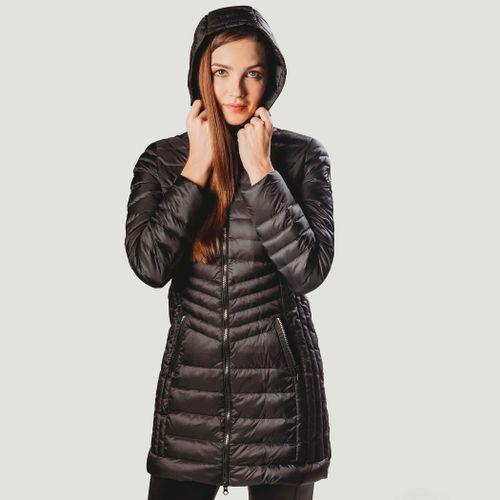 casaco-puffer-preto-longo-feminino-com-pena-e-pluma