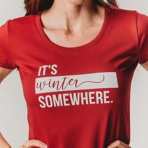 camiseta-babylook-its-winter-somewhere