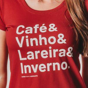 camiseta-feminina-vermelha-estampada