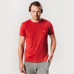camiseta-basica-vermelha-manga-curta