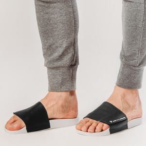 slide-masculino-leve-em-couro-premium