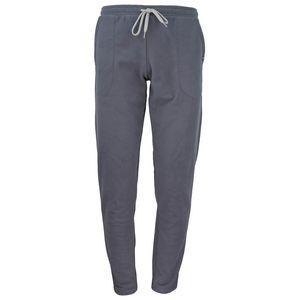 calca-masculina-cinza-de-fleece-pra-usar-em-casa