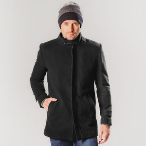 casaco-preto-elegante-de-la-masculino-new-wall-street