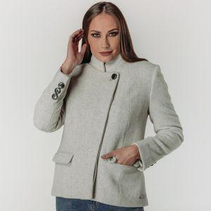 jaqueta-feminina-natural-curta-minimalista