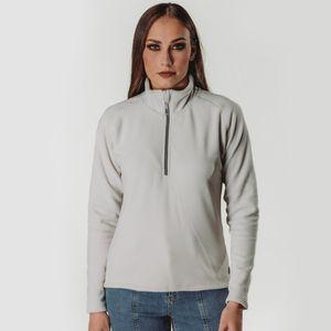 fleece-feminino-heat-keeper-cinza-claro-com-meio-ziper