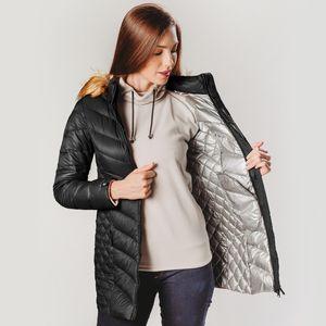 casaco-preto-feminino-de-pluma-com-forro-termico