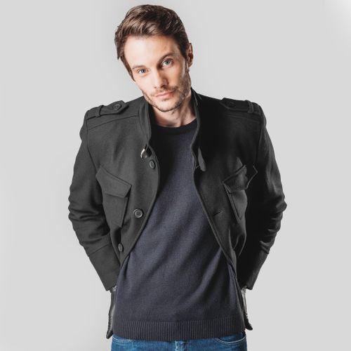 casaco-masculino-militar-preto-em-la-termico